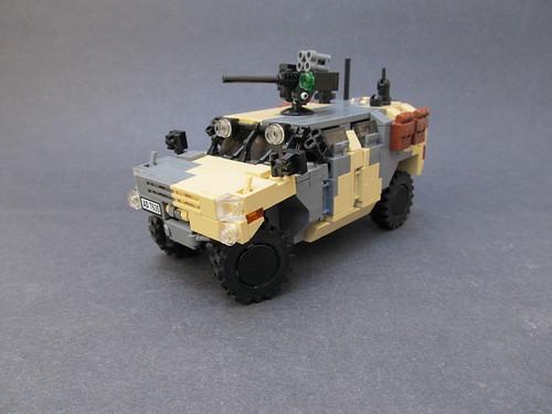'Sandcat' LUV