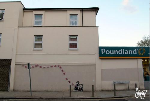 Banksy - London