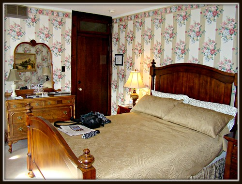 where I stayed