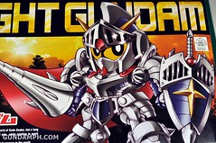 SD Legend BB Knight Gundam OOTB Unboxing Review (3)