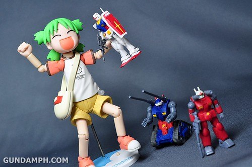 Revoltech Yotsuba DX Summer Vacation Set Unboxing Review Pictures GundamPH (70)
