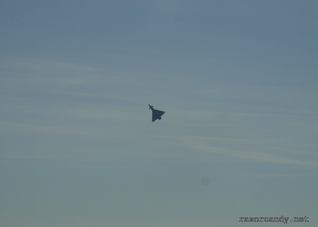 Typhoon - Southend Air Show - Sunday, 27th May, 2012 (1)