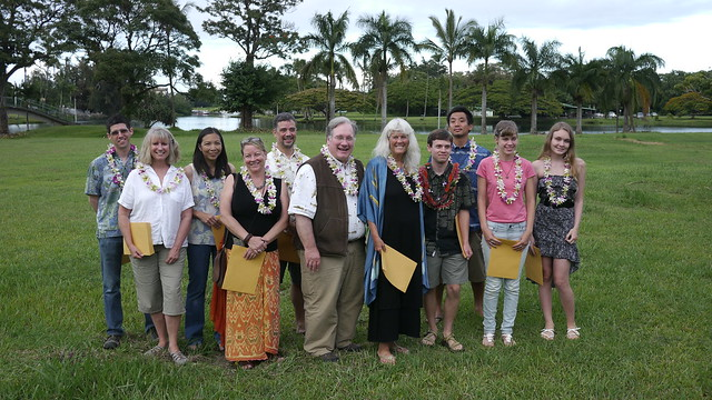 Hawaii Photo Expo 2012 Winners with Juror Brooks Jensen