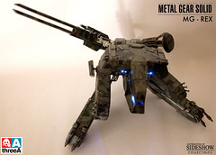 ThreeA Toys MG 1-48 METAL GEAR REX (5)