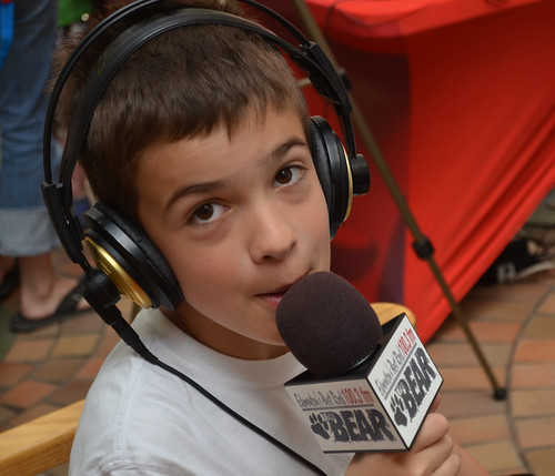 Astral Caring for Kids Radio Broadcast