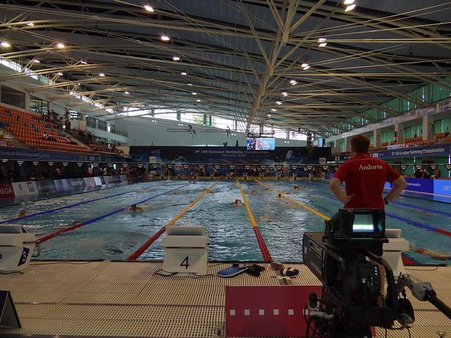 Andorra on deck at Debrecen 2012