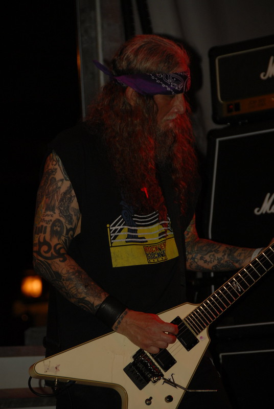 Dave Chandler of Saint Vitus