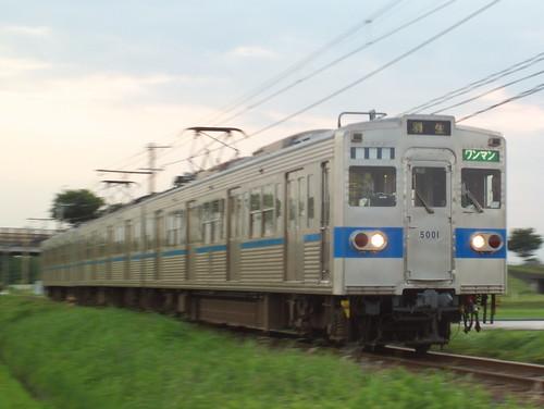 5001F @西羽生〜新郷