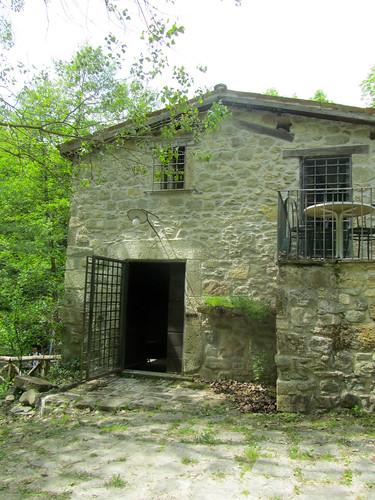 mulino Pompili, Forcella