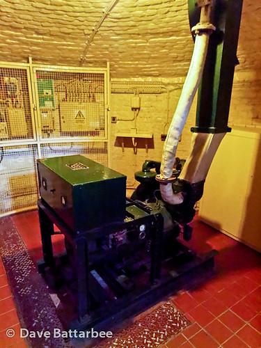 South Foreland Lighthouse Emergency Generator