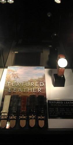 Asprey Textured Leather Straps