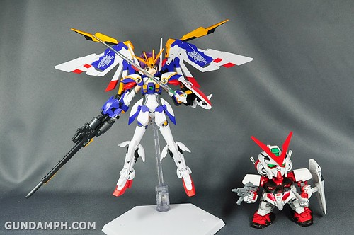 Armor Girls Project MS Girl Wing Gundam (EW Version) Review Unboxing (106)