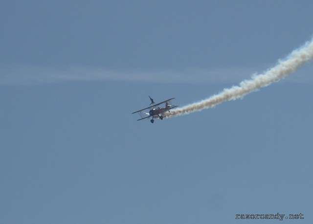Wingwalkers - Southend Air Show - Sunday, 27th May, 2012 (10)