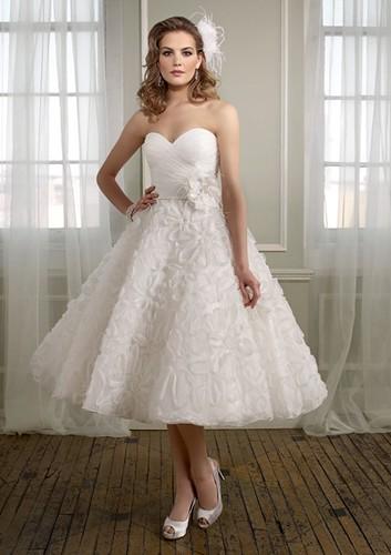 Ball Gown 2012 Wedding Dress