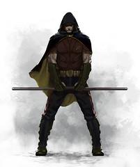 Robin Concept Art