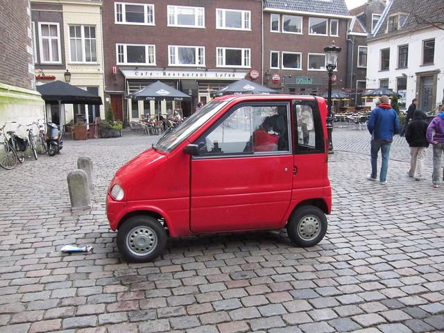 Half a car