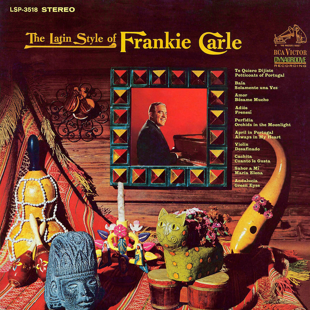 Frankie Carle - The Latin Style of Frankie Carle