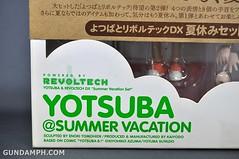 Revoltech Yotsuba DX Summer Vacation Set Unboxing Review Pictures GundamPH (7)