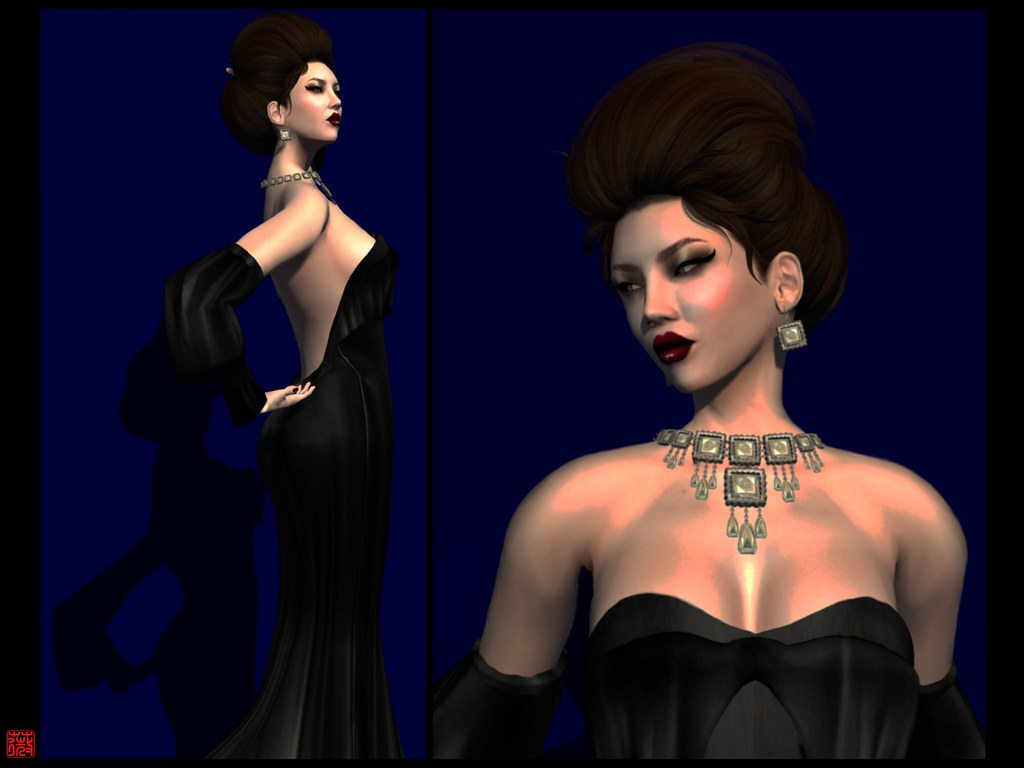 古典美 . Classic Beauty - II