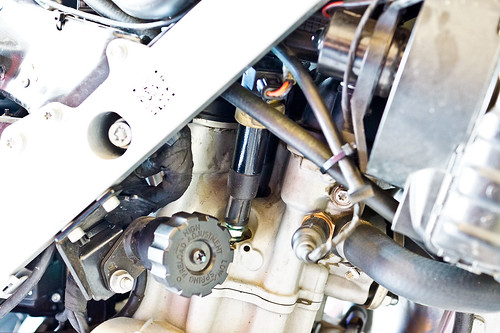 Spark Plug Replacement