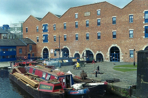 Portland Basin, Ashton-under-Lyne