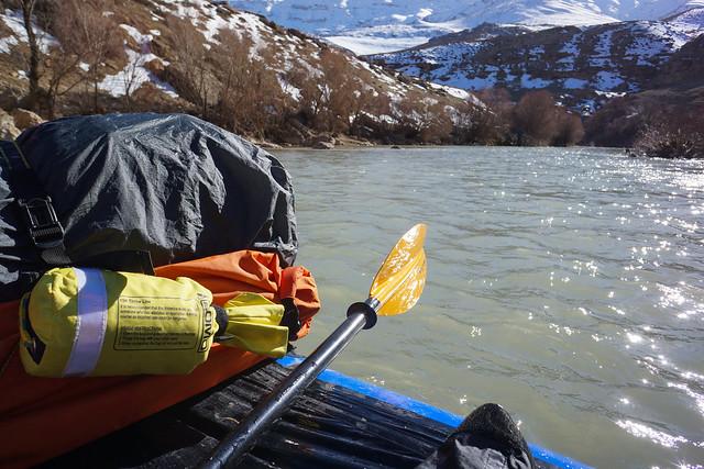 Sunshine and paddles