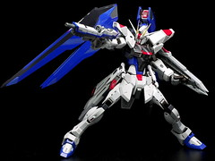 Metal Build Freedom Review 2012 Gundam PH (79)
