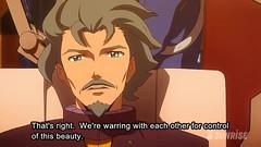 Gundam AGE 2 Episode 27 I Saw a Red Sun Screenshots Youtube Gundam PH (65)