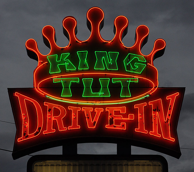 King Tut Drive-in