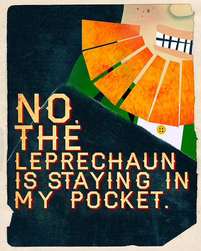 Things I've Said to My Children - Leprechaun
