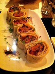 "Chicken ""Adana"" Cut Roll"