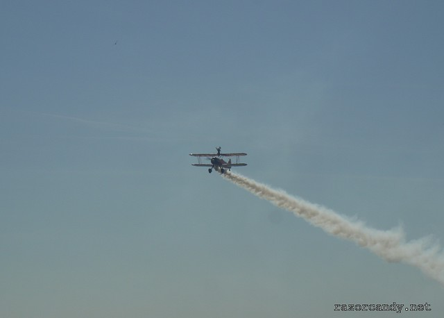 Wingwalkers - Southend Air Show - Sunday, 27th May, 2012 (14)
