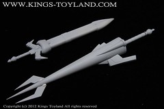 MG Versal Knight Gundam Resin Conversion Kit (3)