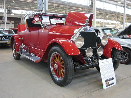 1926 Stutz Model 695