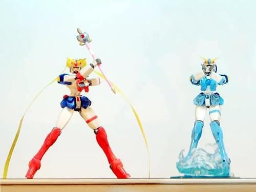Sailor Moon Gundam PH MoonMercury
