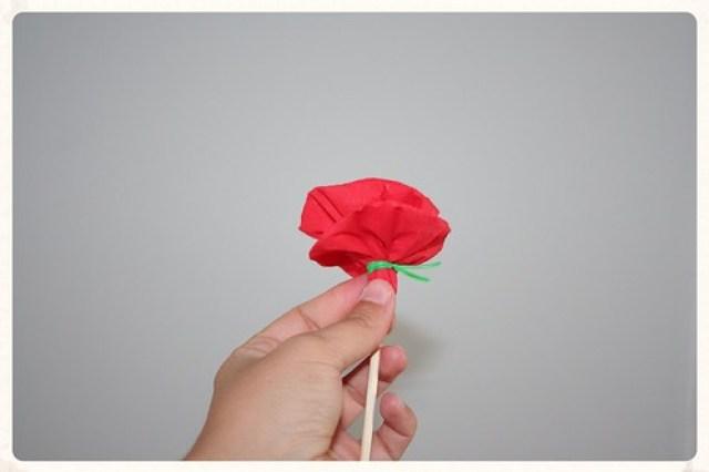 Bloemen maken 3