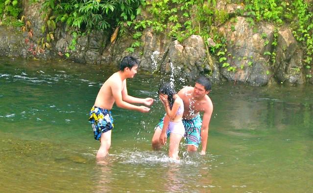 Bulo River, Adams
