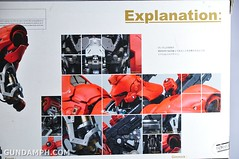 Formania Sazabi Bust Display Figure Unboxing Review Photos (6)