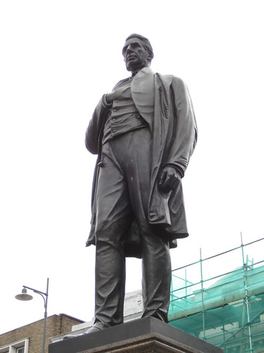Joseph Pease Statue, Darlington