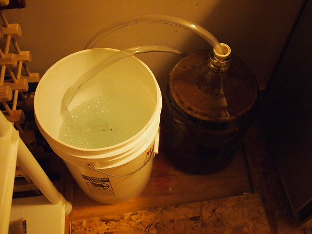 My Chocolate Russian Imperial Stout 36 Hours