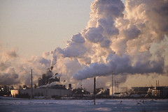 Canadian Tarsands - Fort McMurray, Alberta