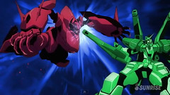 Gundam AGE 3 Episode 31 Terror! The Ghosts of the Desert Youtube Gundam PH 0013