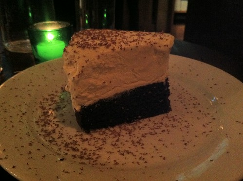 mint chocolate ice cream cake at allswell