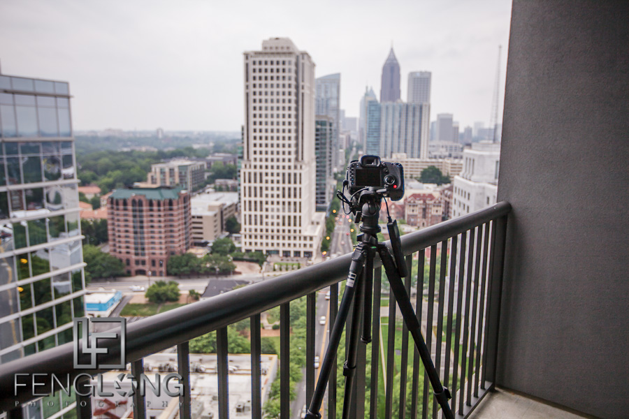 Behind the Scenes | Midtown Time Lapse Project | Atlanta Commercial Time-Lapse Photographer
