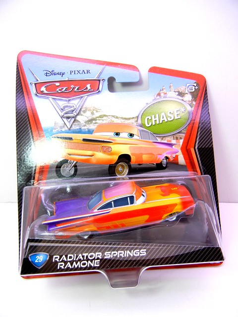disney cars 2 chase radiator springs ramone (1)
