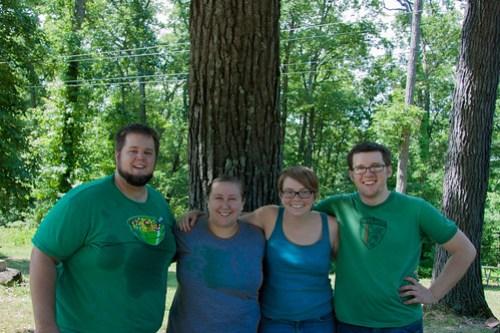 Camp YOLO 2012