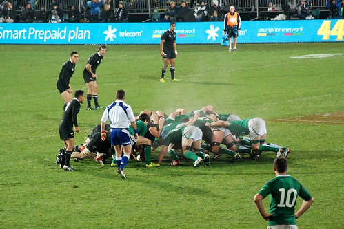All Blacks vs. Ireland