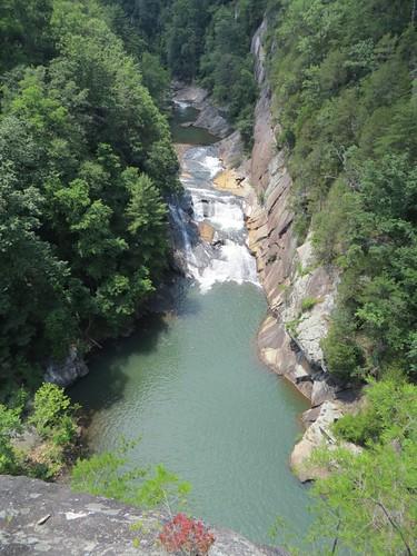 Oceana Falls by waterfallshiker