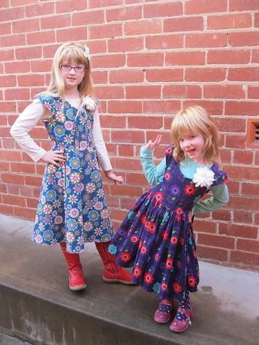 You Sew Girl!  Best Dresses