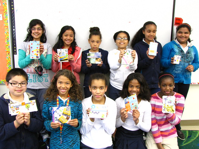 My craft class students
